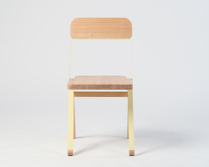 DSC 4553 Profile Chair by Knauf and Braun in THISISPAPER MAGAZINE