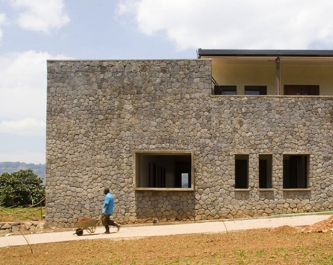 The Butaro Hospital by MASS Design Group in THISISPAPER MAGAZINE