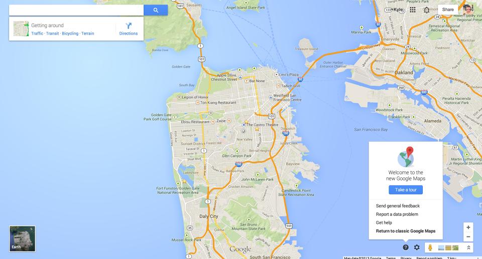 Google maps onboarding kyle dehovitz gumiabroncs Images